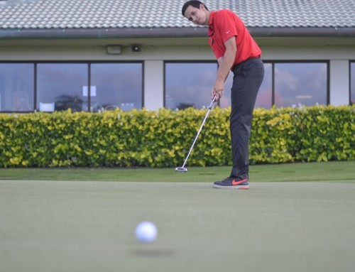 DON'T FEAR THE COMEBACK – PUTT WITH AGGRESSION
