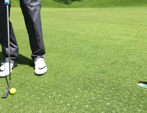 Aeration? Play anyway!
