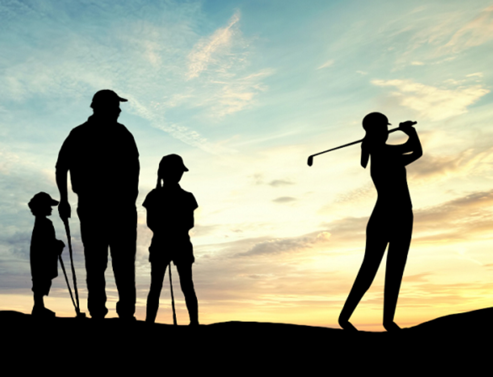 How to Start Juniors Golfing – Quality Time