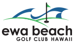 Ewa Beach Golf Club Sticky Logo